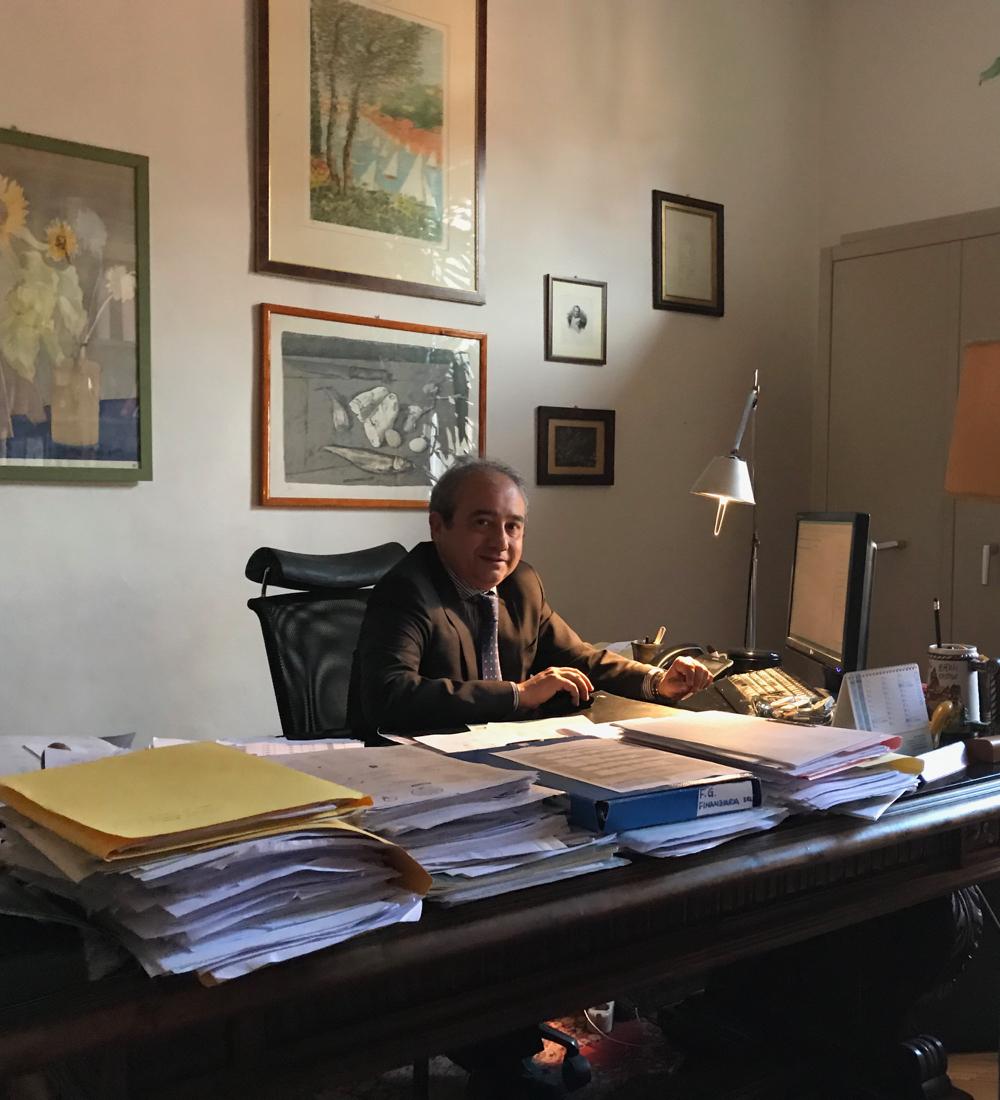 Dott. Manlio Bruni