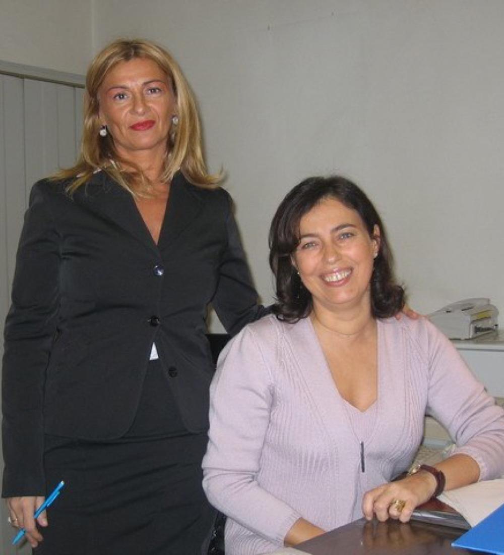 Morena Candini E Luisa Sacchetti